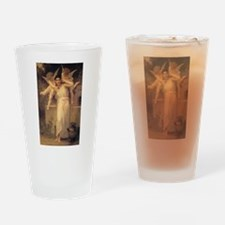 Jeunesse (Youth) by Bouguereau Drinking Glass