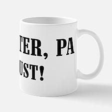 Lancaster or Bust! Mug