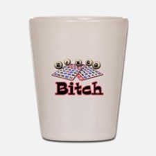 Bingo Bitch Shot Glass