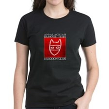 Raccoon Clan Red Tee