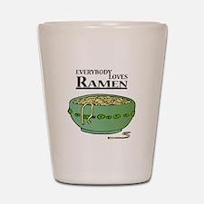 Everybody loves Ramen Shot Glass