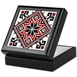 Folk Design 7 Keepsake Box