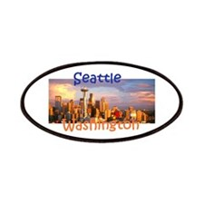SEATTLE Patches
