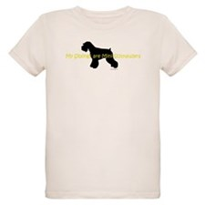 My Siblings are Schnauzers T-Shirt