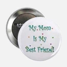 My Best Friend Button