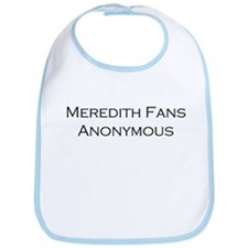 Meredith Fans Bib