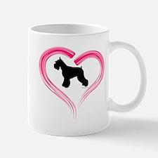 Heart My Schnauzer Mug