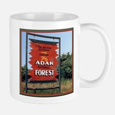 Adak Sign Mug