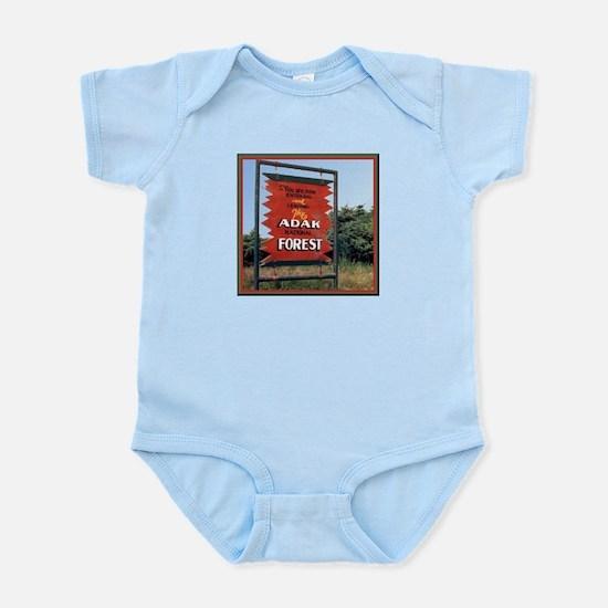 Adak Sign Infant Bodysuit