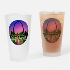 St. Louis Drinking Glass