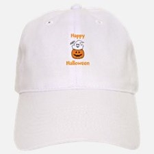 [Your text] Cute Halloween Baseball Baseball Cap