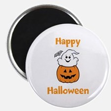 [Your text] Cute Halloween Magnet