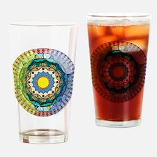 Summer Sunshine Pint Glass