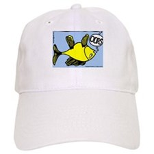 Up Side Down Fish! Baseball Cap