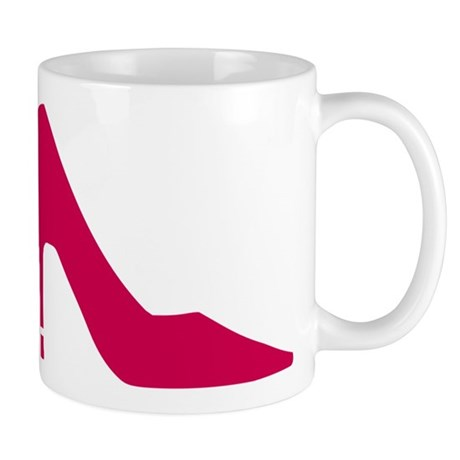 Shoe pumps Mug