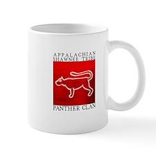 Panther Clan Red Mug