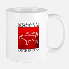 Panther Clan Red Mug