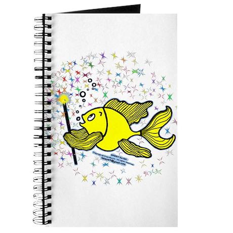 Make a wish Fish Journal