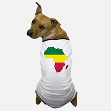 Africa Reggae Dog T-Shirt
