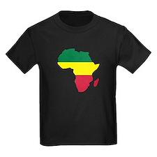 Africa Reggae T