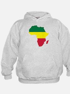 Africa Reggae Hoodie