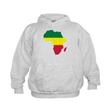 Africa Reggae Hoody