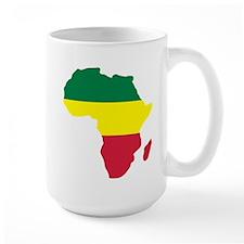 Africa Reggae Mug