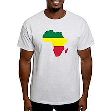 Africa Reggae T-Shirt