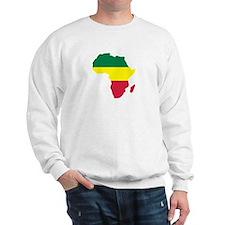 Africa Reggae Sweatshirt