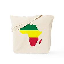 Africa Reggae Tote Bag