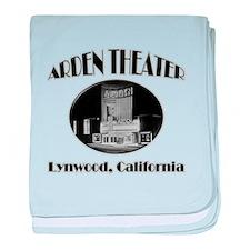 Arden Theater baby blanket