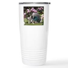 Peacock - Travel Mug