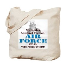 Air Force Brother (F&B) Tote Bag