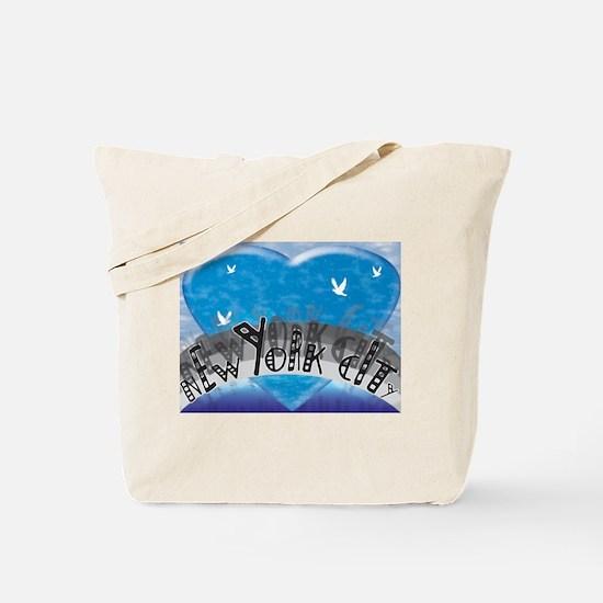 Unique Kaboodle Tote Bag