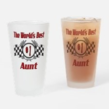 Racing Aunt Pint Glass