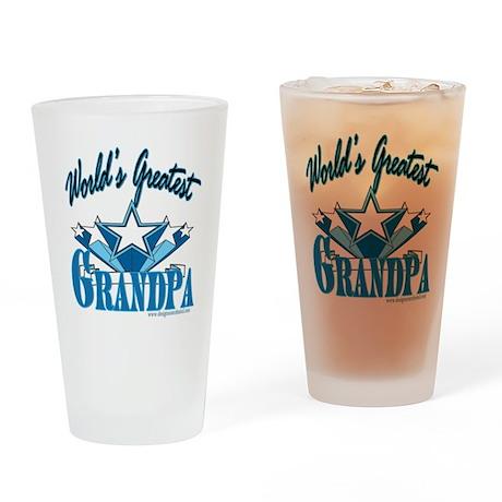 Greatest Grandpa Pint Glass