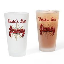 Starburst Grammy Pint Glass