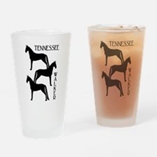 Tennessee Walkers Trio Pint Glass
