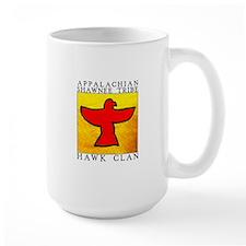 Hawk Clan Yellow Mug