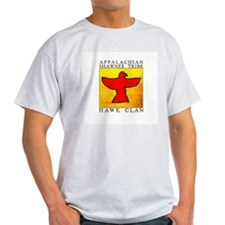Hawk Clan Yellow T-Shirt