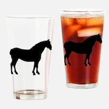 Draft Horse Pint Glass