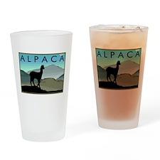 Blue Hills Alpaca Pint Glass