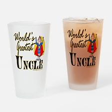 Super Uncle Pint Glass