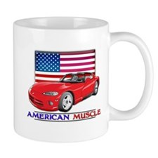 American Muscle Car Viper Mug