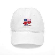 American Muscle Car Viper Baseball Cap