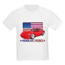 American Muscle Viper Kids T-Shirt
