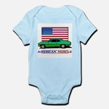 American Muscle Nova Infant Bodysuit