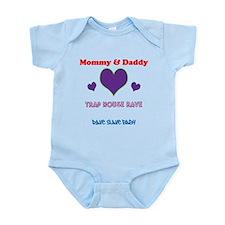 Trap house Infant Bodysuit