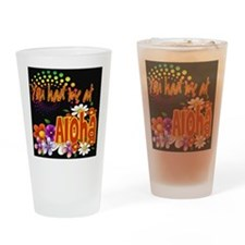 You Had Me At Aloha Pint Glass