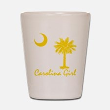 Carolina Girl Shot Glass
